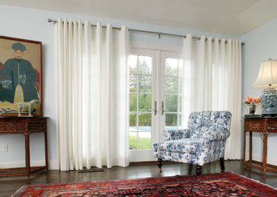 Grommet Top Drapery Panels